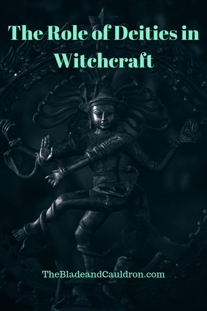 The role of Deities in Witchcraft